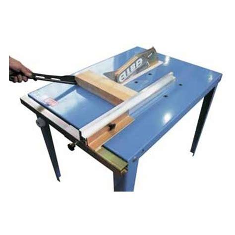 mesa de corte madera mesa de corte para madera 12 bianchi