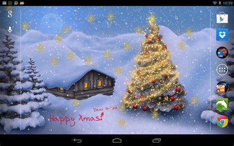 live wallpaper for windows christmas christmas live wallpaper android apps on google play