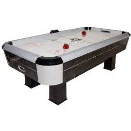 halex nhl air hockey table halex 50678 titan ii 8 nhl power glide air hockey