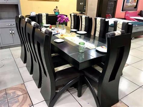 comedor  sillas decorado  piedra onix  led
