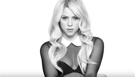 what products does shakira use on her hair shakira steals black m s thunder in quot comme moi quot music