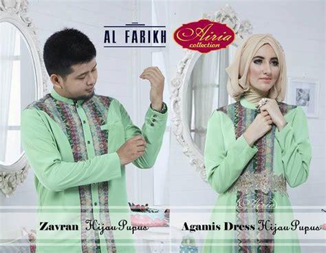 Gamis Syar I Hijau Pupus agamis zavran hijau pupus baju muslim gamis modern