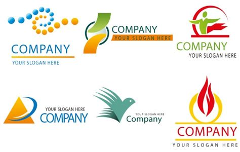 vector design logo free download 16 company logo free psd templates images free logo