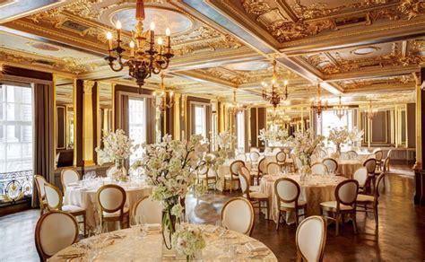 luxury wedding packages uk wedding venues in hotel caf 233 royal uk wedding