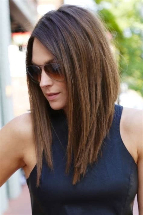 very long bob hairstyle long bobbed hairstyles 2017 2018 best cars reviews