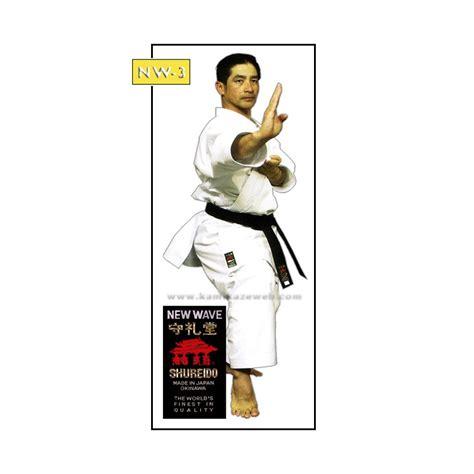 Shureido New Wave 3 For Kata Karate Gi Size 45 kimono karate kata shureido new wave 3