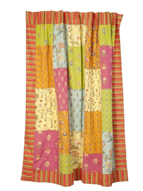 Patchwork Shower Curtains - patchwork shower curtain furniture ideas deltaangelgroup