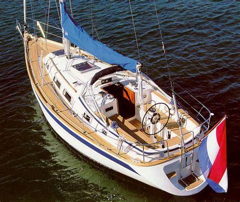 the boat of ra sails straight today hallberg rassy 34 boats boat sailing ships sailboat