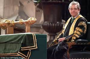 powers of the speaker of the house john bercow s 163 6 000 trip to meet the canberra caterer paid for by you daily