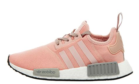 Adidas Nmd R1 Gray Pink Ua 1 adidas nmd r1 pink grey the sole supplier
