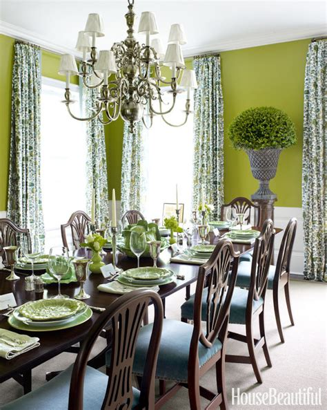 green dining room ideas 10 astonishing color scheme ideas for dining rooms that