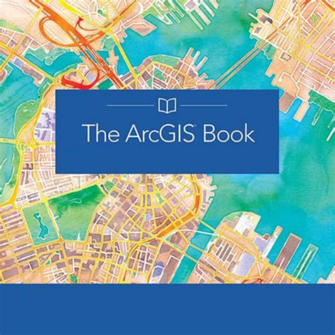 arcgis tutorial book arcgis pro arcgis desktop