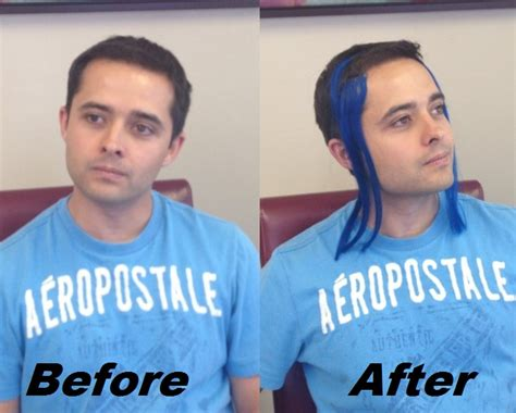hair extensions for men before and after before and after ryan hair extension tape