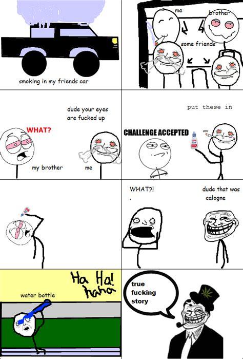 Stoner Dad Meme - cologne for eyedrops stoner comics know your meme