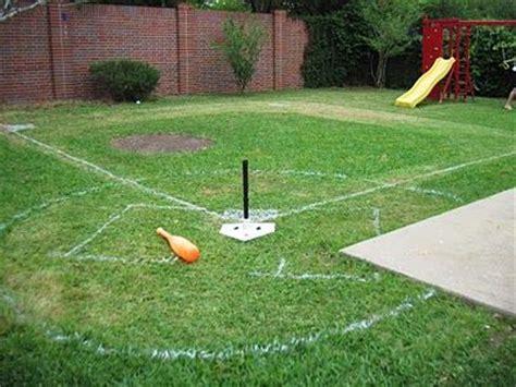 Backyard Baseball Real 1000 Images About Baseball Backyard On Fields
