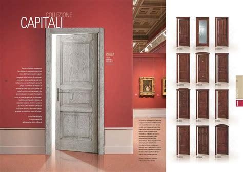 catalogo porte interne porta collezione capitali sololegno mdbportas