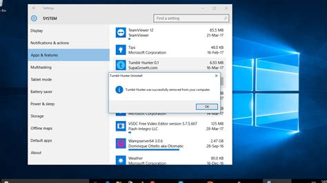 windows 10 complete tutorial how to uninstall a program app in windows 10 stepwise