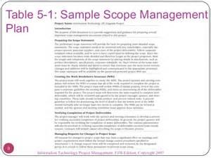 04 project scope management