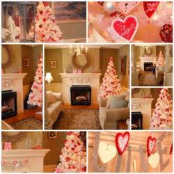 Valentines Home Decor Valentine Home Decorations Decorating Ideas