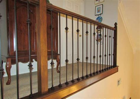 Wrought Iron Banister Spindles Stairs Stunning Iron Stair Parts Wonderful Iron Stair