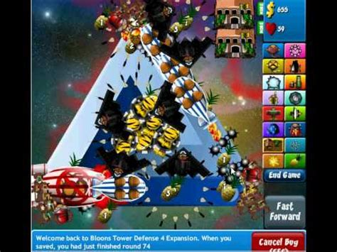 bloons tower defense 4 expansion 1cup1coffeecom btd4 bloons tower defense 4 expansion expert hard youtube