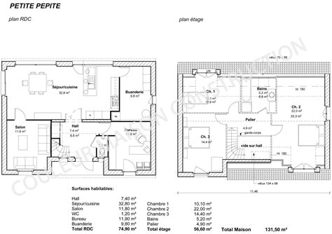 plan maison plan maison moderne gratuit pdf format home plans