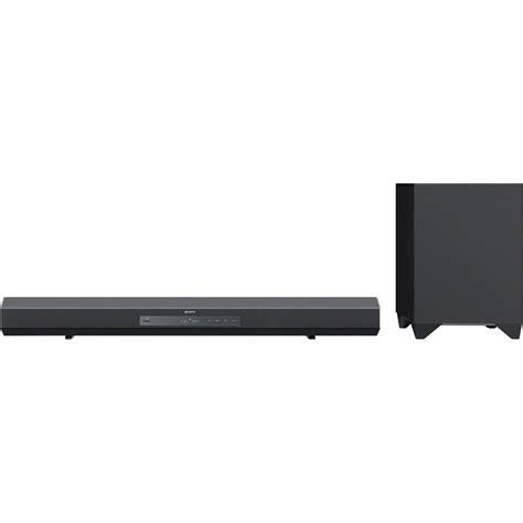 Bar Speakers Sony Ht Ct260h Surround Sound Speaker Bar Htct260h B H