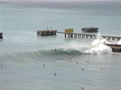 crash boat waves crash boat 3 19 08 youtube