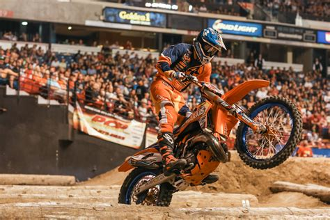 win a motocross bike cody webb takes sacramento endurocross win dirt bike