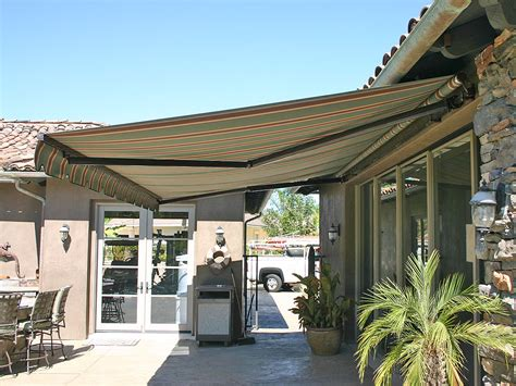 retractable awnings outsunny retractable awning motorized retractable awnings