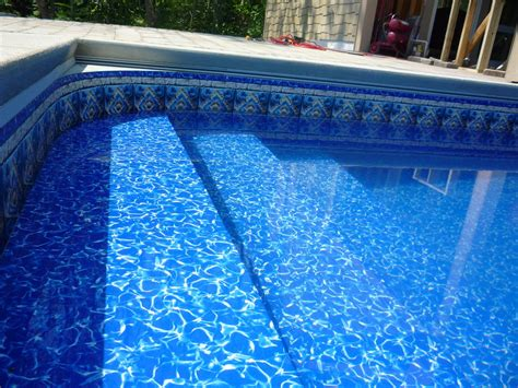 Pool Liners Bohemia Premium Liner For Inground Swimming Pools