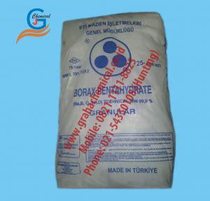 Pupuk Mengandung Boron Tinggi borax atau boron graha chemical