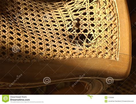 Wicker Chair Repair by Broken Wicker Chair Seat Royalty Free Stock Photos Image