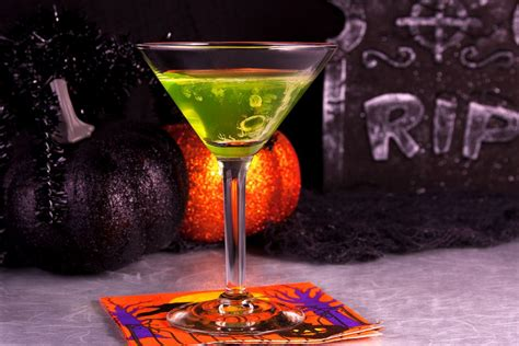 cocktail themed names 40 haunting halloween cocktails and party shots