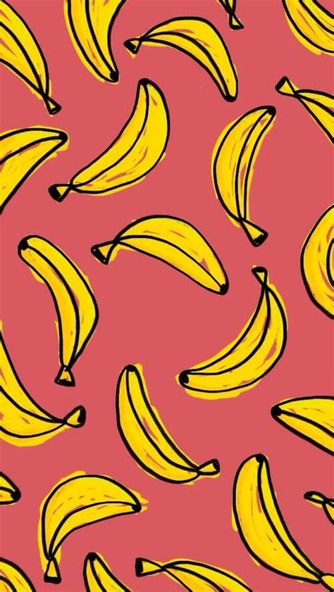 banana wallpaper pattern banana banana banana wallpapers pinterest bananas