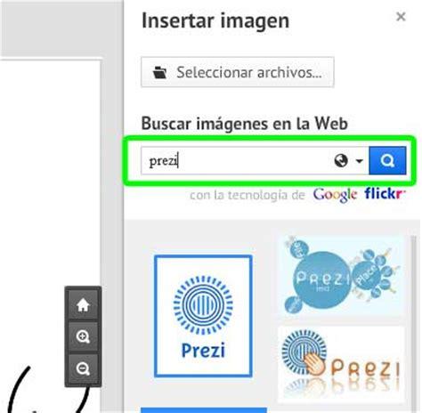 imagenes y simbolos prezi insertar una imagen en prezi desde la pc o desde google