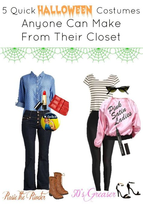 5 Prints To In Your Closet by Easy Costumes You Can Find In Your Closet