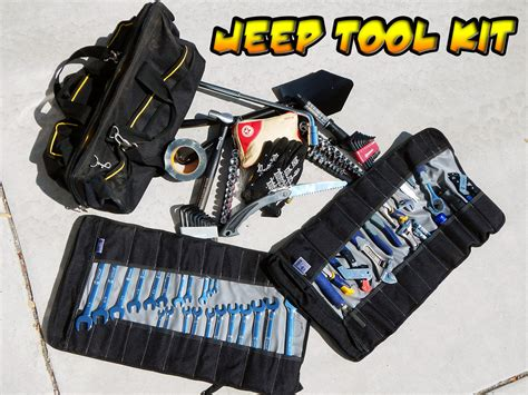 tools for my tool roll jeep wrangler forum