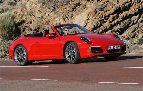Porsche 911 Carrera Technische Daten by Porsche 911 Carrera S Technische Daten Und Neue Preise