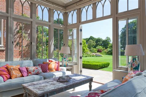 warm winter gardens cool conservatories
