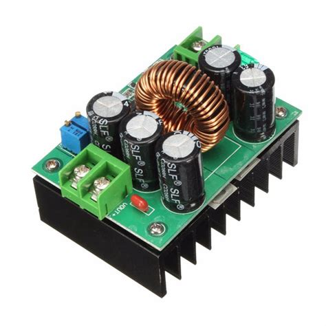 1200w 20a dc dc boost converter step up power supply