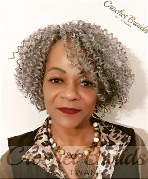 grey kinky hair for braids silver fox kadenyi yimbiha grey crochet hair silver fox kadenyi yimbiha 20 trendy