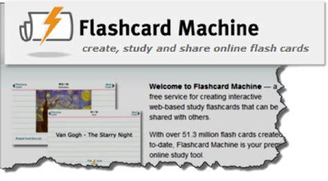 flash card maker machine flashcard machine franzcalvo