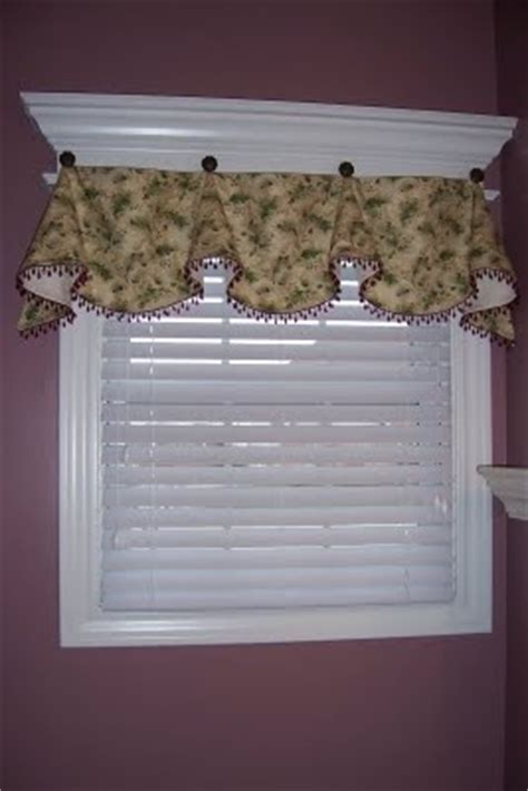 how to hang caf 233 curtains southern living 10 best pleated valance with finials sewing pattern images
