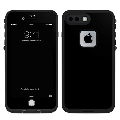 lifeproof iphone   fre case skin solid state black
