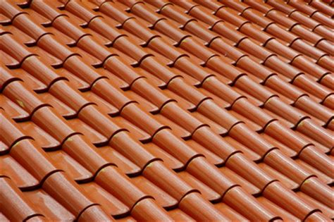 Ceramic Tile Roof An Easier Way To Do Roofing How To Build A House