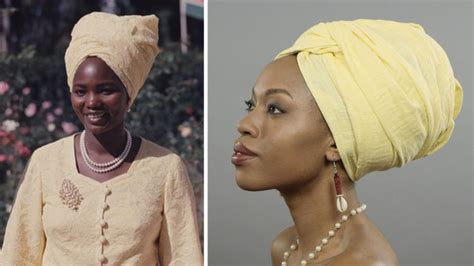 1970 Kenyan Hair Styles | 100 years of beauty in kenya shown decade by decade in a