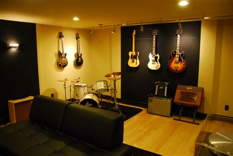 Jam Room by Acoustic Design Noise In Bellingham And Seattle
