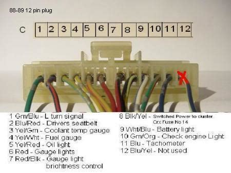 honda crx wiring harness get free image about wiring diagram