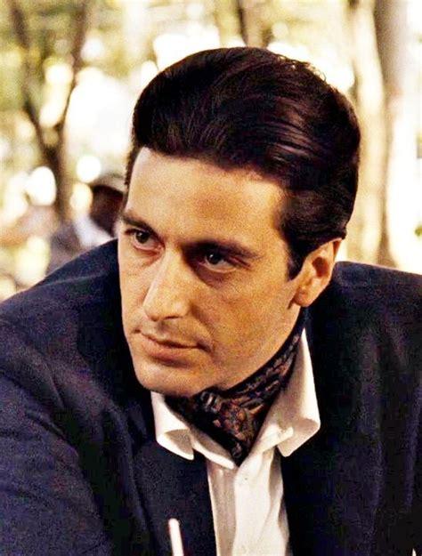 Hairstyle Mafa by 教父 差點不是他 艾爾帕西諾75歲還放不下 自由娛樂